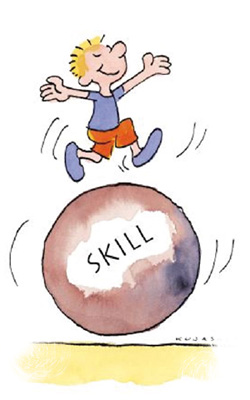 Kids' Skills training